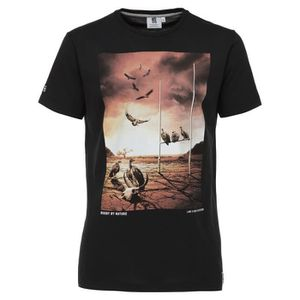 T-SHIRT RUGBY DIVISION T-shirt Desert Homme RGB