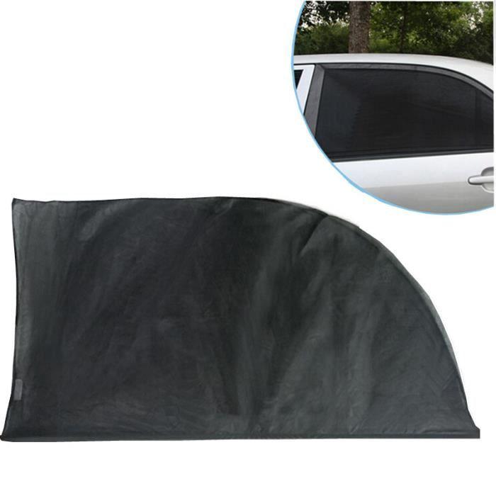 2 pcs pare soleil universel pour vitres lat rales de voiture achat vente pare soleil 2 pcs. Black Bedroom Furniture Sets. Home Design Ideas