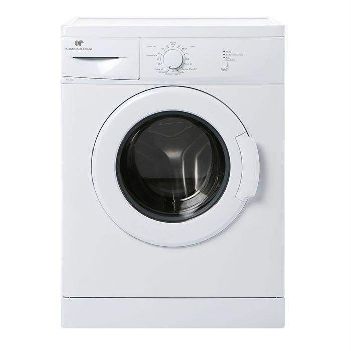 Continental edison ll5600 achat vente lave linge - Prix lavage couette laverie automatique ...