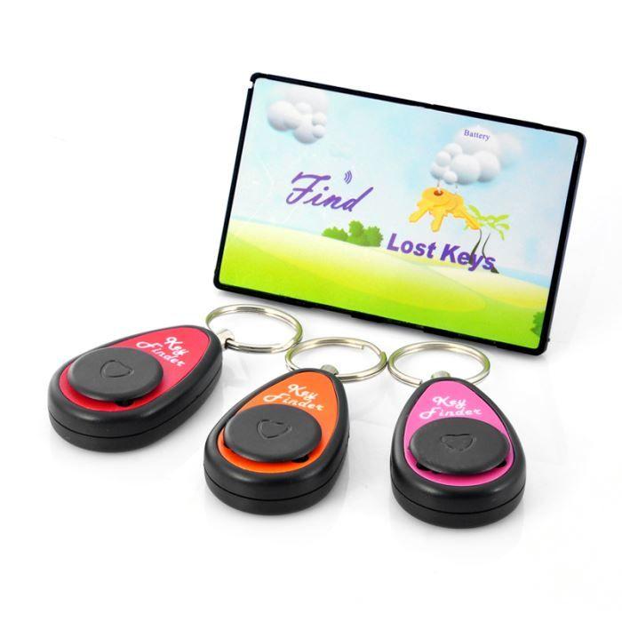 localisateur de cl sans fil 3 localisateurs achat vente retrouve cl s bagages. Black Bedroom Furniture Sets. Home Design Ideas