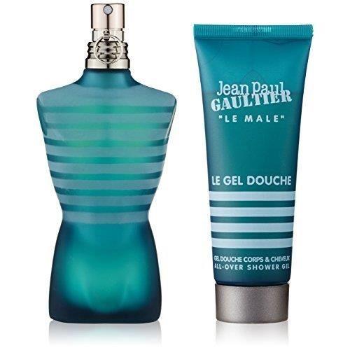 Coffret jean paul gaultier le male 125ml edt 75ml gel - Le male jean paul gaultier prix ...