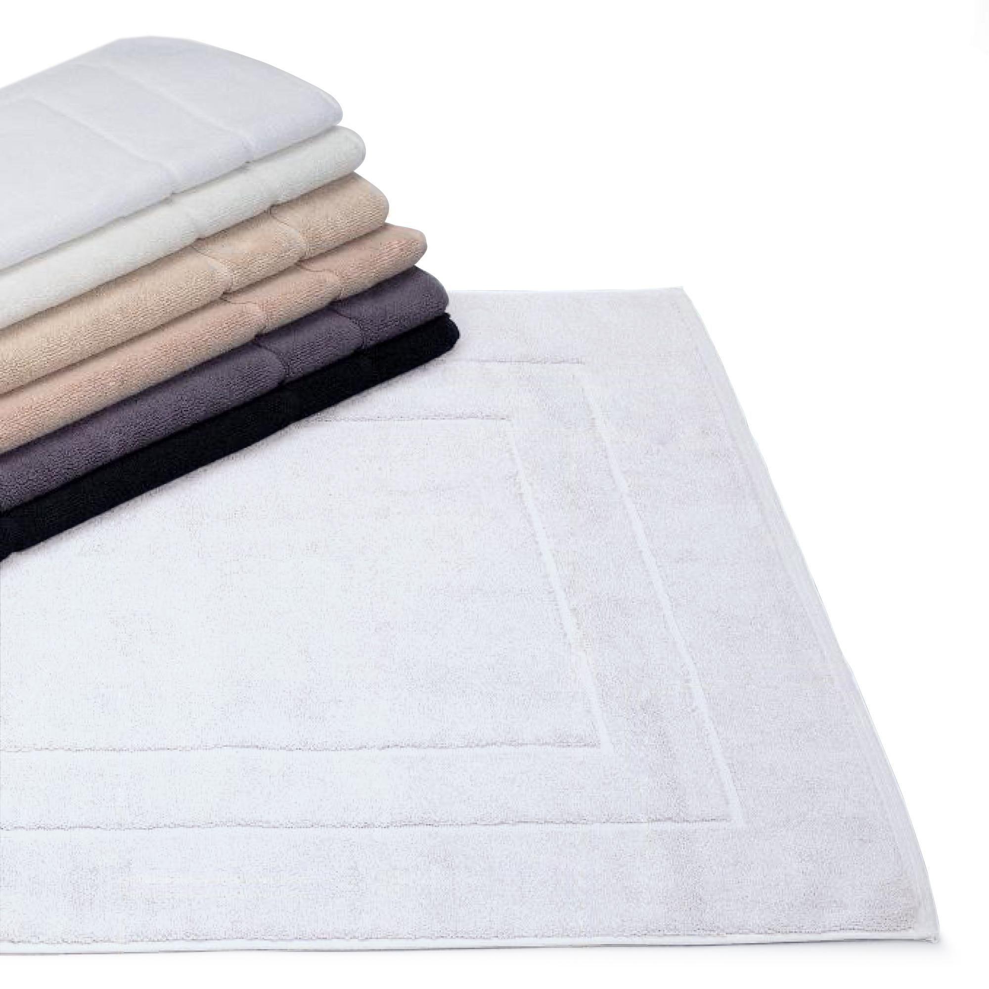 tapis de bain 60x60 cm flair blanc 1500 g m2 achat. Black Bedroom Furniture Sets. Home Design Ideas