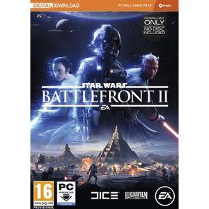 JEU PC NOUVEAUTÉ Star Wars Battlefront 2 PC