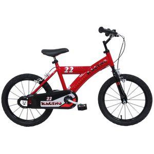 ORUS Vélo 16 Racing Plus Enfant 4 7 ans