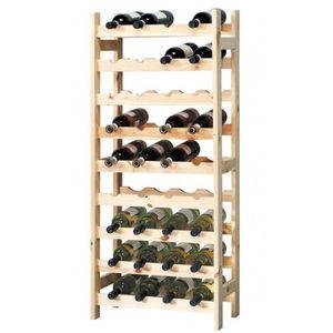 porte bouteilles en bois meuble de rangement achat vente porte bouteille porte. Black Bedroom Furniture Sets. Home Design Ideas