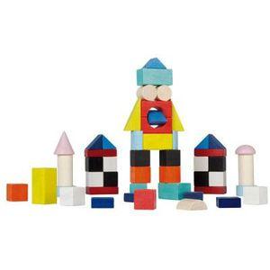 BOÎTE À FORME - GIGOGNE Cubes Kubix - 50 cubes