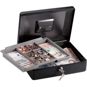 COFFRE FORT MASTER LOCK Coffre à monnaie 8 compartiments