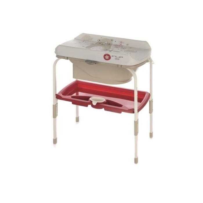 Table langer baignoire jane flip artic achat vente table langer 20099 - Table a langer cdiscount ...