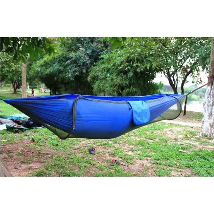 filets tissu parachute balan oire hamac haut de gamme tente de camping en plein air moustiques. Black Bedroom Furniture Sets. Home Design Ideas