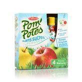 pom potes pomme sans sucre ajout 233 achat vente sucre faux sucre pom pot pom nat4x90g ss aj