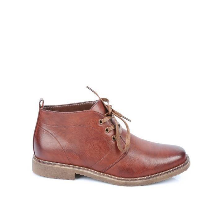 chaussures de ville pour homme e marron achat vente. Black Bedroom Furniture Sets. Home Design Ideas
