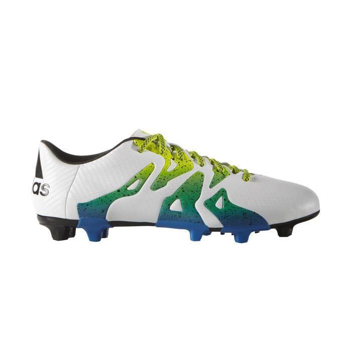 100% authentic 9ba89 191fb adidas X15.3 FG-AG Noir Chaussures de foot