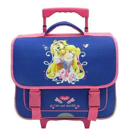 bagages cartable a roulettes palace pets maternelle cp f  pri