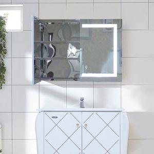 Miroir salle de bain 60 cm x 70 cm achat vente miroir - Miroir salle de bain pas cher ...