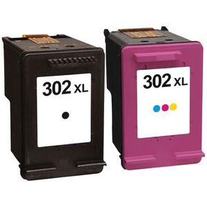 cartouche hp 302 prix pas cher les soldes sur cdiscount cdiscount. Black Bedroom Furniture Sets. Home Design Ideas