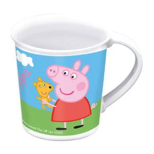 Peppa pig achat vente produits peppa pig pas cher for Mug isotherme micro ondable