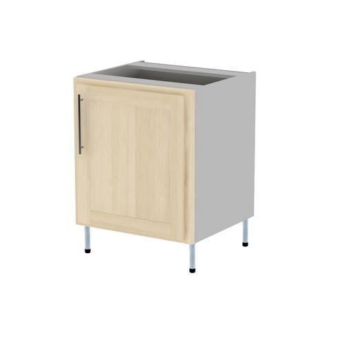 Meuble cuisine haut et bas conforama meuble cuisine bas cm - Meuble bas cuisine petite profondeur ...