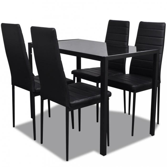 Ensembles de meubles de cuisine et de salle a manger table for Ensemble de salle a manger contemporain