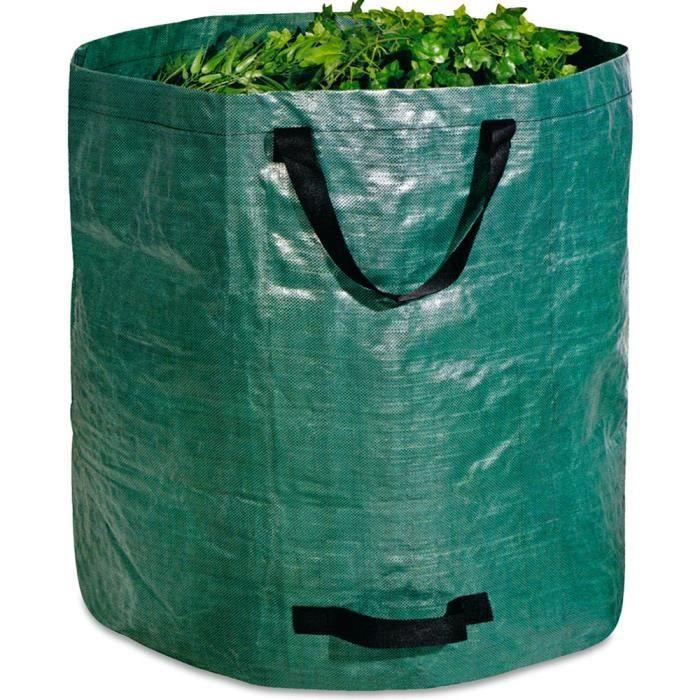 sac d chets kynast pour jardin volume 272 l 50kg max. Black Bedroom Furniture Sets. Home Design Ideas