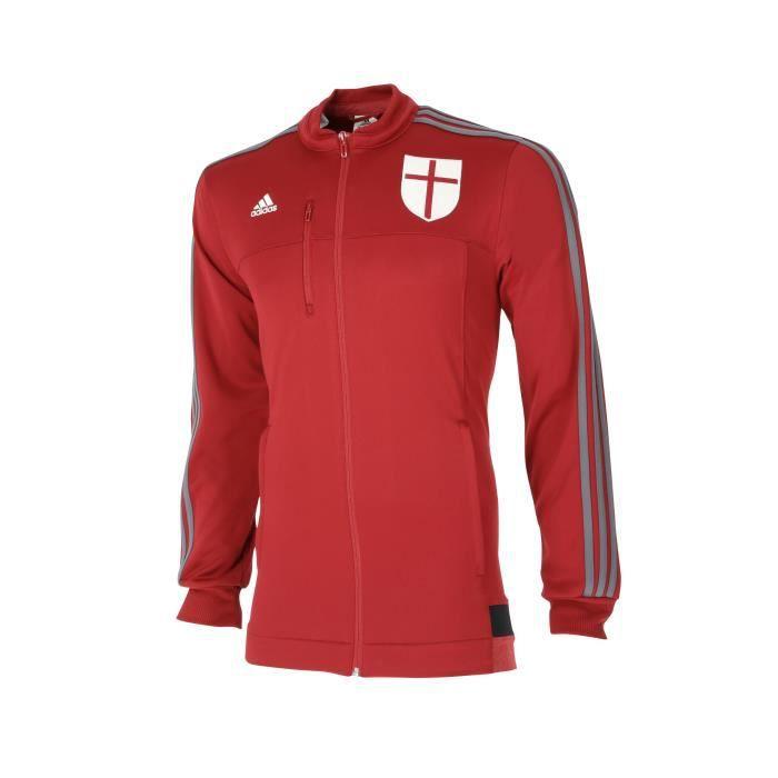 veste anthem milan ac rouge multicouleur achat vente veste de sport cdiscount. Black Bedroom Furniture Sets. Home Design Ideas
