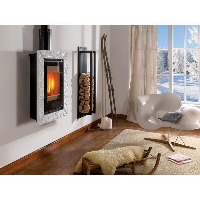 po le a bois nordica plasma 80v 30 achat vente po le. Black Bedroom Furniture Sets. Home Design Ideas