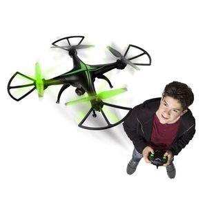 DRONE SILVERLIT- Drone Télécommandé Spy Racer FPV (Pilot