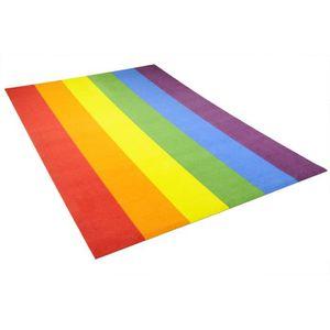 tapis de salon multicolor achat vente tapis de salon