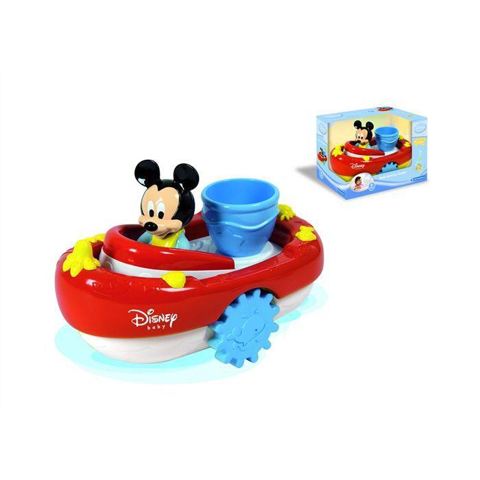 Mickey Mouse - R1243 - Jouet de bain - Le Sous Marin de