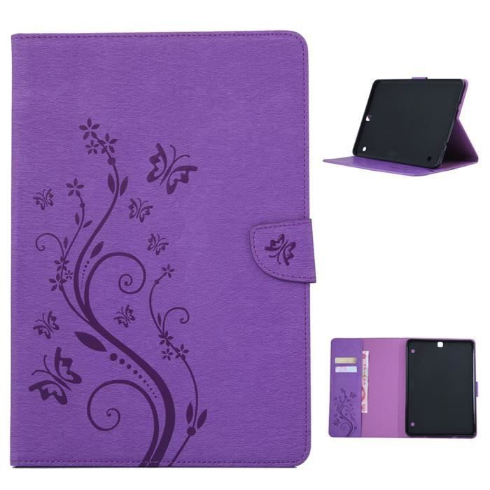 Housse pour tablette samsung galaxy tab s2 9 7 sm t810 for Housse tab s2 8