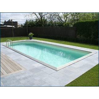 Piscine bois achat vente piscine piscine bois cdiscount for Piscine bois promo