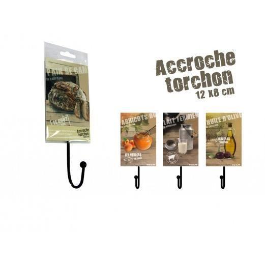 Accroche torchons lait fermier achat vente torchon for Accroche torchon cuisine