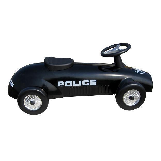 porteur voiture de police noire achat vente porteur porteur voiture de police noir cdiscount. Black Bedroom Furniture Sets. Home Design Ideas