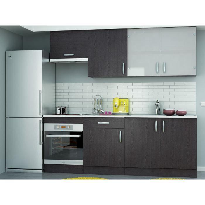 Pack cuisine 6 meubles paprika eb ne achat vente for Meuble aluminium cuisine