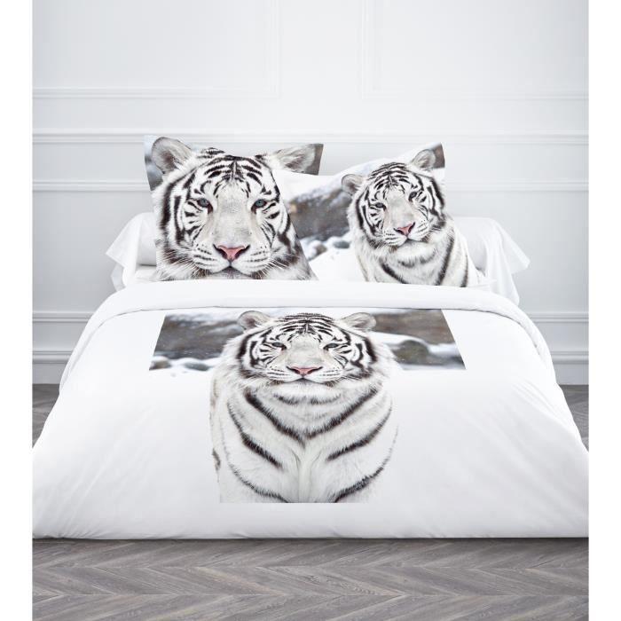 today housse de couette photoprint diego 220x240cm achat vente parure de couette cdiscount. Black Bedroom Furniture Sets. Home Design Ideas