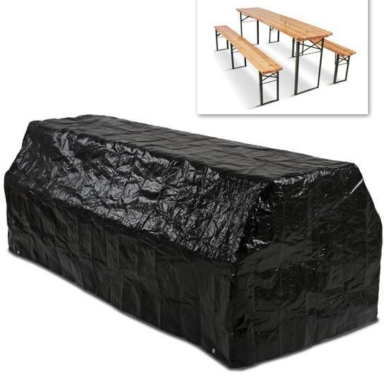 housse de protection pour ensemble table et banc bzg02 zbh 04 achat vente housse meuble. Black Bedroom Furniture Sets. Home Design Ideas