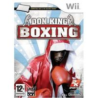 JEUX WII DON KING BOXING / JEU CONSOLE NINTENDO Wii