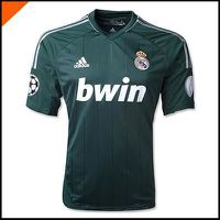MAILLOT - POLO  Maillot Real Madrid Third Vert 2...