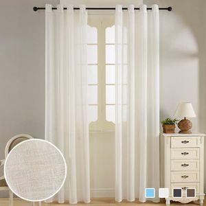 rideaux 140x160 achat vente rideaux 140x160 pas cher. Black Bedroom Furniture Sets. Home Design Ideas