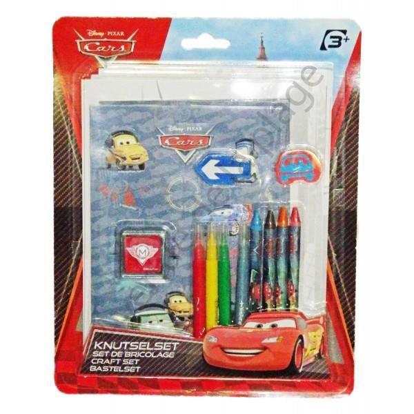 set de coloriage cars flash mcqueen achat vente kit de dessin set de coloriage cars fla