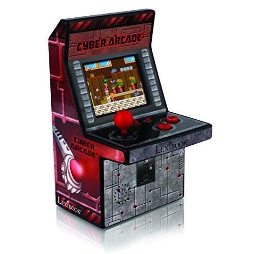 Console arcade lexibook 240 jeux achat vente console ducative soldes cdiscount - Console de jeux lexibook ...