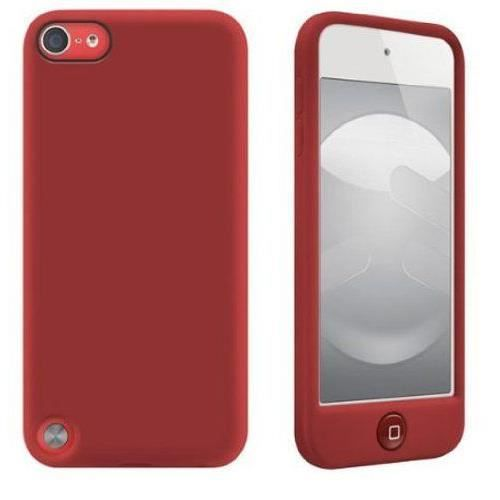 switcheasy colors coque pour ipod touch 5g rouge coque. Black Bedroom Furniture Sets. Home Design Ideas