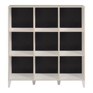 Meubles a cases achat vente meubles a cases pas cher for Meuble 9 cases