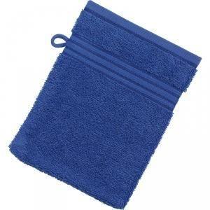gants de toilette bleu achat vente gants de toilette bleu pas cher soldes cdiscount. Black Bedroom Furniture Sets. Home Design Ideas