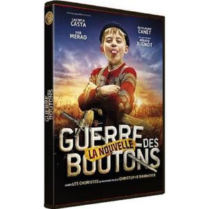 DVD FILM DVD - La Nouvelle Guerre des Boutons [ Laetitia CA