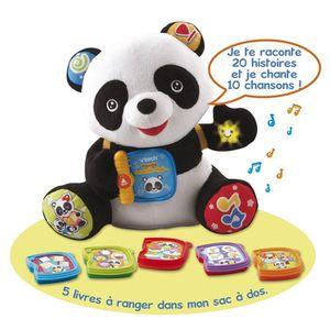 PELUCHE VTECH BABY Panda Raconte-moi