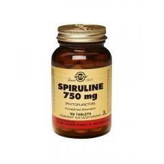 solgar spiruline 750 mg 100 comprim s achat vente soin vitalit solgar spiruline 750 mg 100. Black Bedroom Furniture Sets. Home Design Ideas