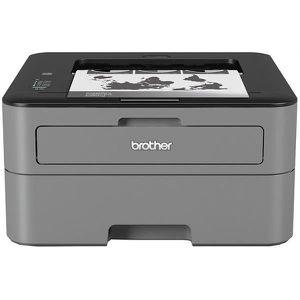 Brother HL-L2300D Imprimante Laser monochrome A4 - 2400 x 600 dpi - 27ppm - Processeur 266 MHz - 8 Mo de RAM - Bac d'alimentation 250 feuilles - USB 2.0 - Garantie 1 an