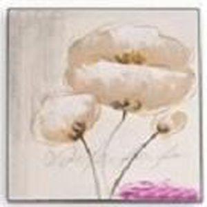 Tableau peinture l 39 huile moderne d cor fleur achat vente tableau - Tableau peinture huile moderne ...