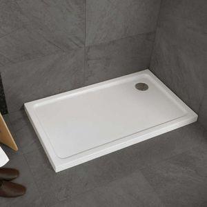 Receveur de douche 90 120 achat vente receveur de douche 90 120 pas cher les soldes sur - Pose receveur douche acrylique ...