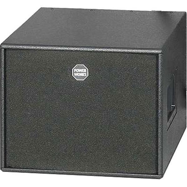 powerworks caisson de basse actif rs15suba enceinte monitoring avis et prix pas cher cdiscount. Black Bedroom Furniture Sets. Home Design Ideas